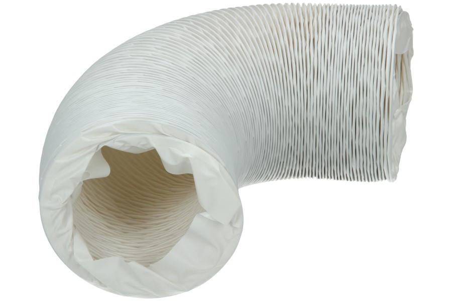 Tuyau 100 Mm Blanc Pvc 3 Mètre Sèche Linge 1323