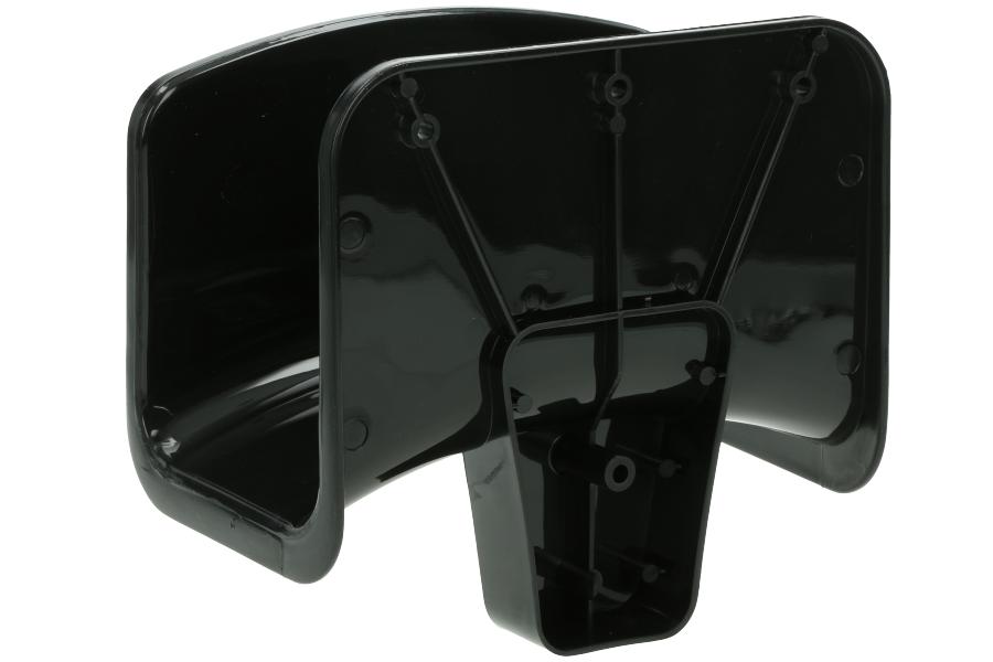 support pour tuyau avec crochet pour suspendre le sac poussi re aspirateur 1000568. Black Bedroom Furniture Sets. Home Design Ideas