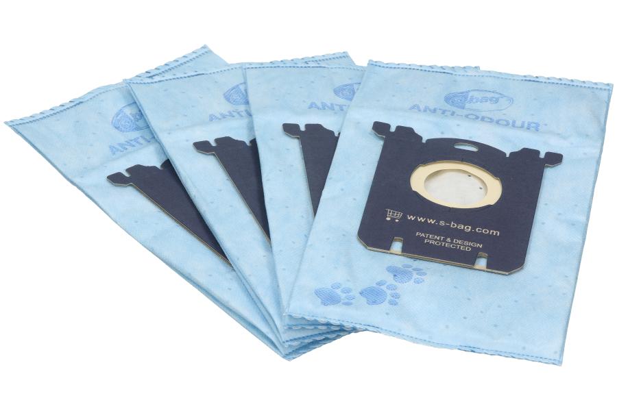 electrolux s bag anti odour sacs pour aspirateur e203b 9001660068. Black Bedroom Furniture Sets. Home Design Ideas