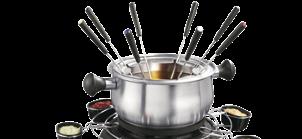 Pièces détachées et accessoires pour appareil à fondue